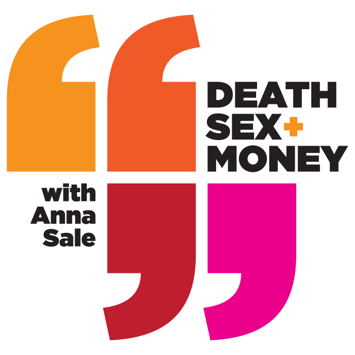 Death Sex and Money podcast cover