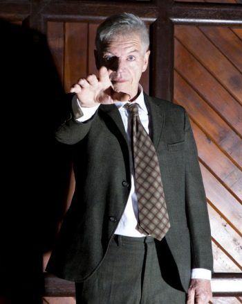 Colin Friels in the play Faith Healer