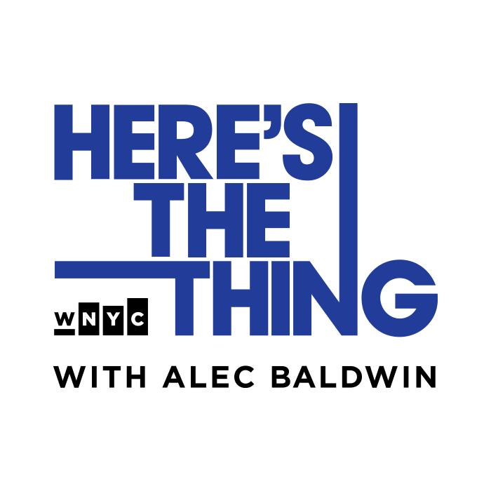 Here's the thing podcast image