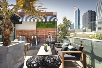 the emerson rooftop bar perth