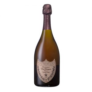 bottle ofdom perignon