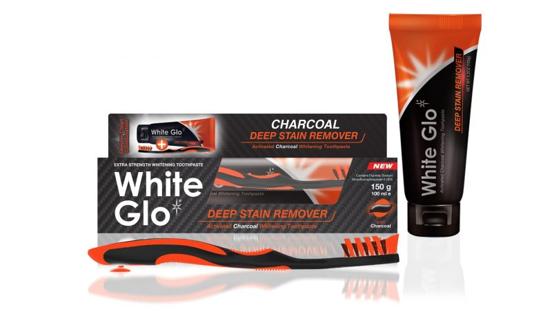 white glo charcoal pack