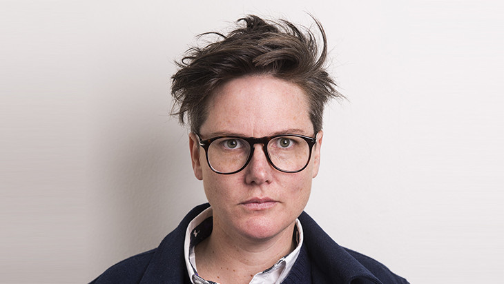 picture of hannah gadsby