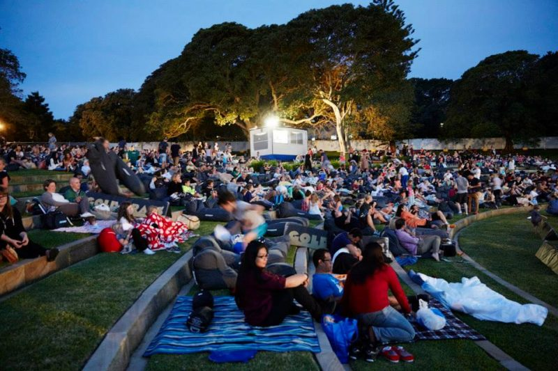 Which Sydney Outdoor Cinemas To Visit Before Winter Hits