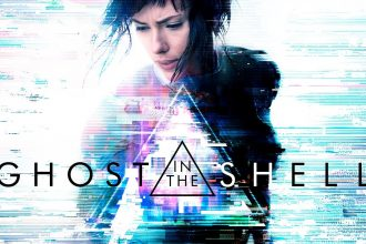 ghost in shell promo