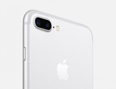 White Apple iPhone 7