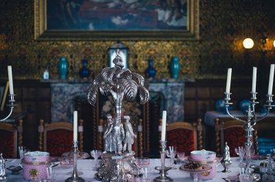 Aristocratic Dining Table. Image by Annie Spratt via Unsplash.