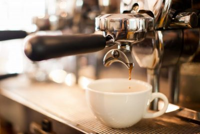 Coffee Extraction. Photographed by stockphoto for you. Image via Shutterstock