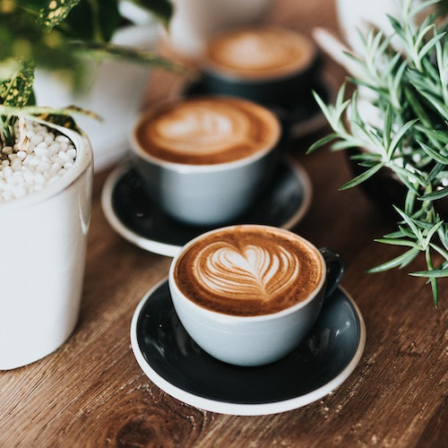Coffee. Photographed by Nathan Dumlao. Image via Unsplash..