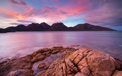 Coles Bay, TAS. Image by Visual Collective via Shutterstock.