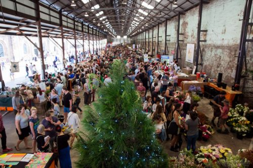<strong>Sydney:</strong> Carriageworks 2018 Christmas Markets