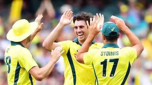 Gillette One Day International: Australia vs India