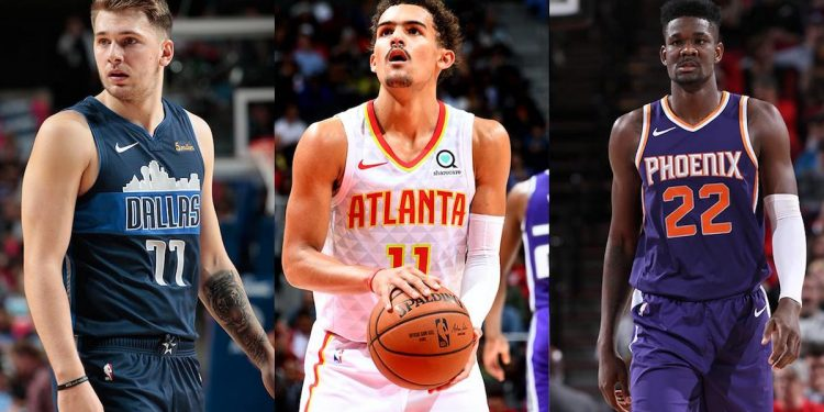 Nba Rookies Who Is Faring Best Hunter And Bligh
