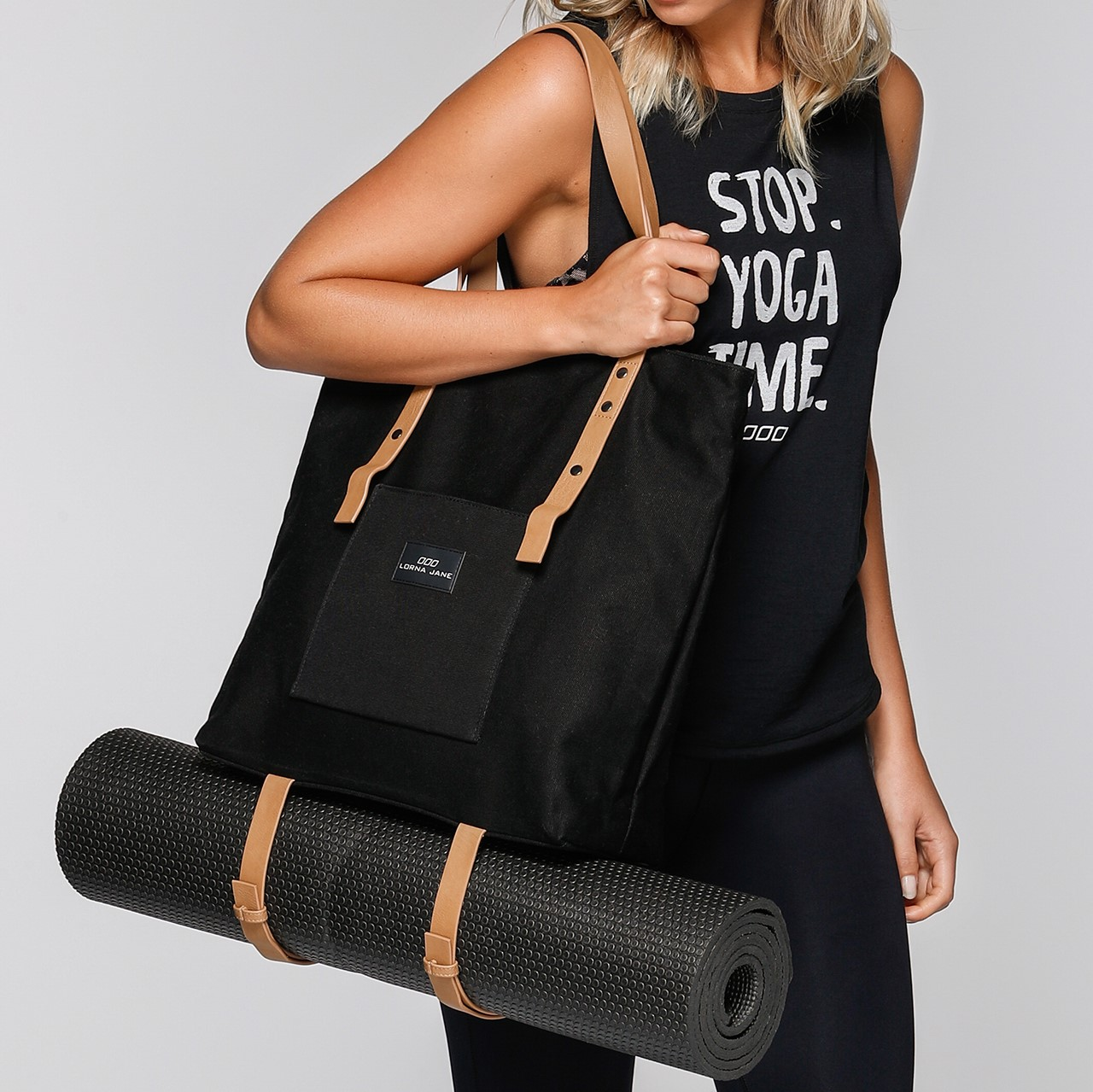 Lorna Jane LJ Yoga Bag