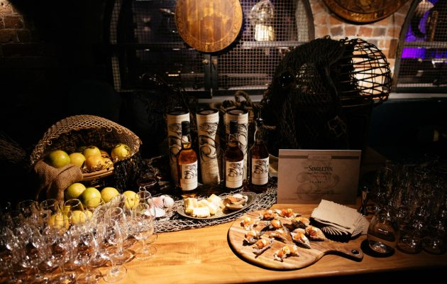 Game of Thrones whisky collection launch at Mjølner. Image: Supplied