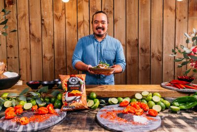 Adam Liaw - Secret Suppers. Image: Conrad Coleby, Realm Photography.