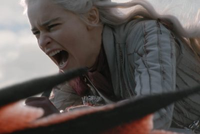 Daenerys: Game of Thrones. Image via HBO