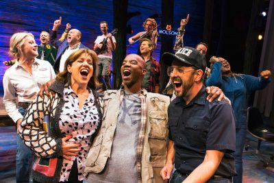 Come From Away Comedy Theatre Melbourne