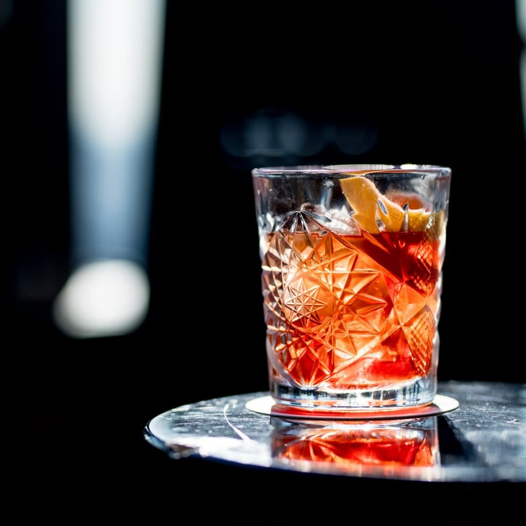 Zephyr Bar: Colombian Negroni