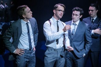 Catch Me If You Can, The Musical. Image by Robert Catto