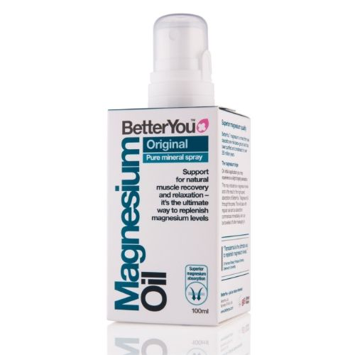 BetterYou Magnesium Oil Spray