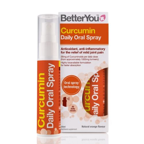 BetterYou Curcumin Oral Spray