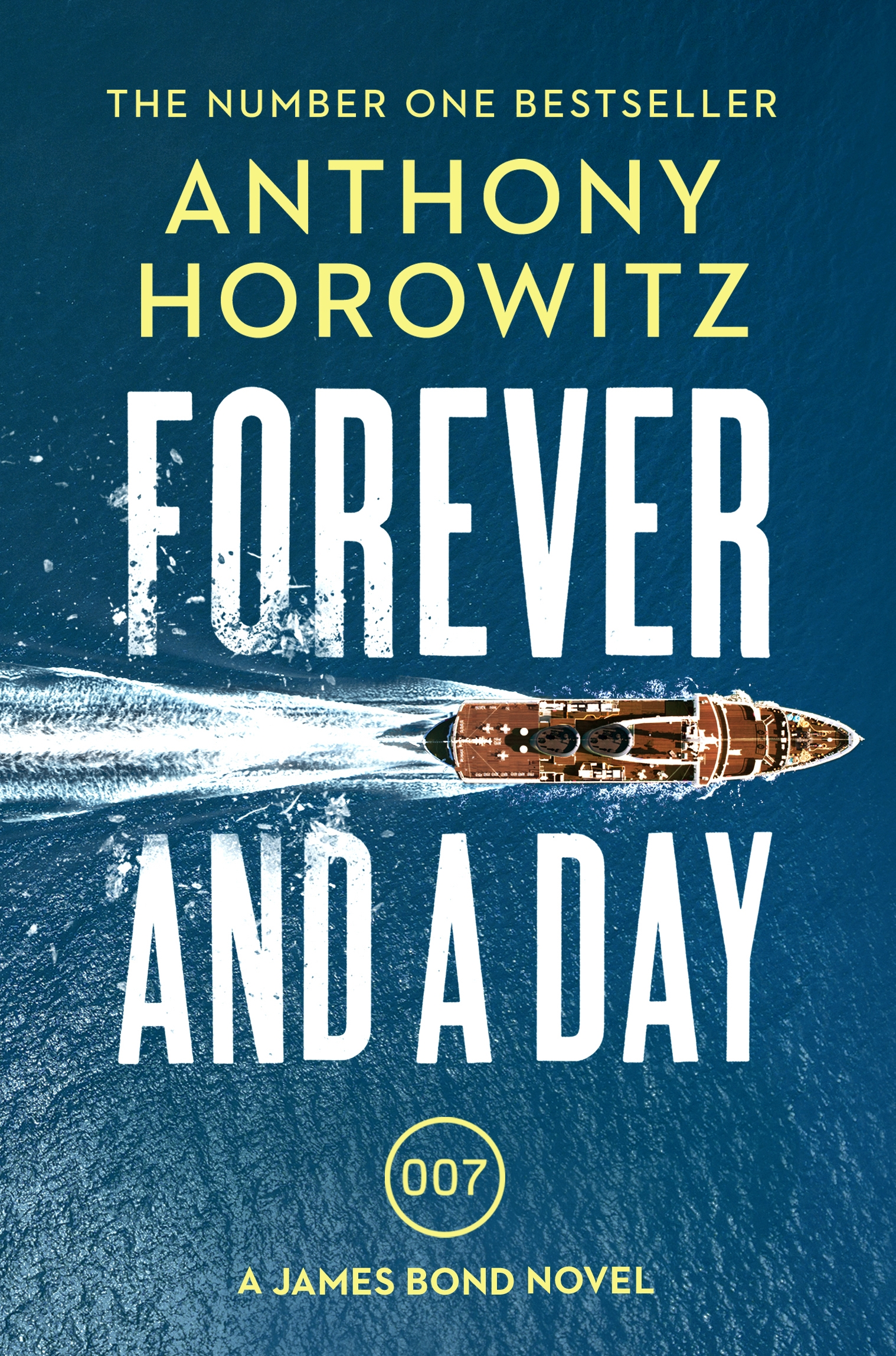 Forever and a Day, Anthony Horowitz