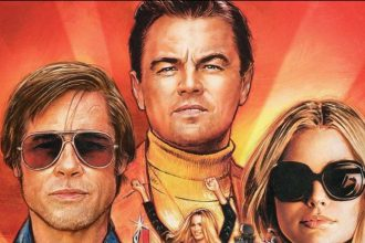 Once Upon A Time in Hollywood. image via Sony Pictures, Columbia Pictures, Heyday Films, Polybona Films