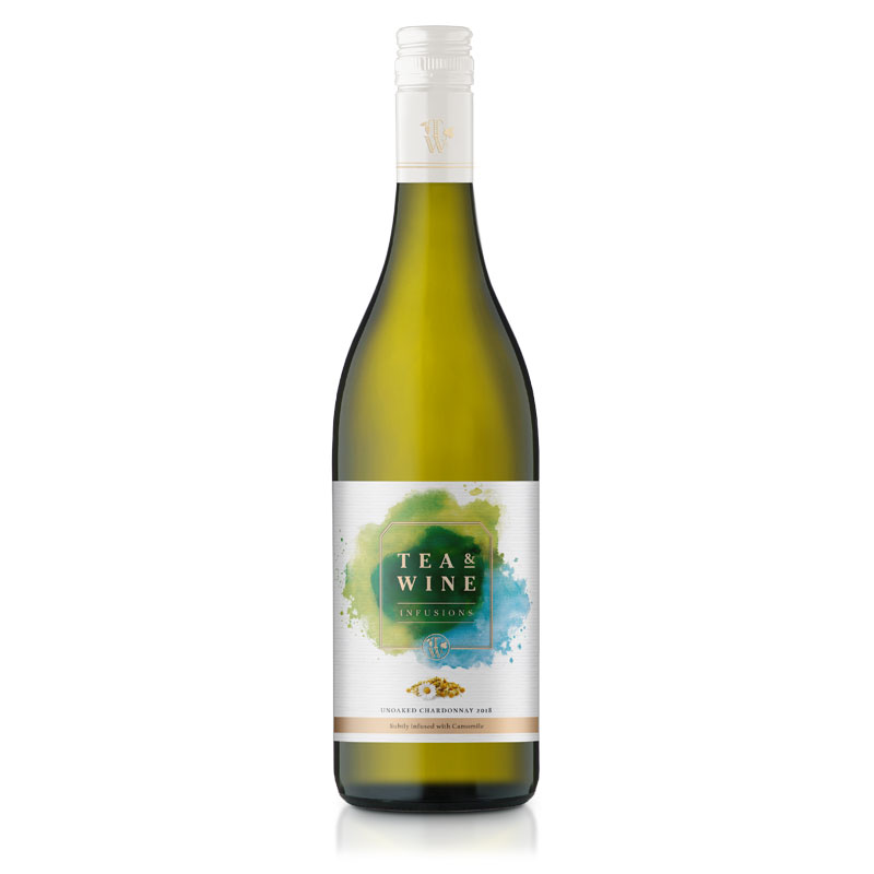 Unoaked Chardonnay - Tea & Wine