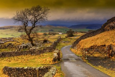 Feature image: Yorkshire Dales. Photographed by Pete Stuart. Image via Shutterstock.
