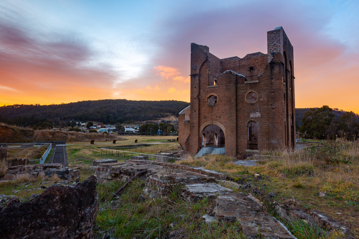 Lithgow Ironworks. Image: Darryl Leach / Shutterstock