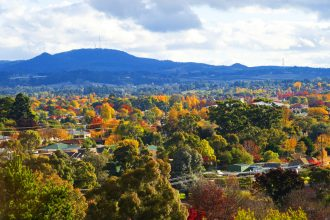 Orange, NSW. Image: Alf Manciagli / Shutterstock