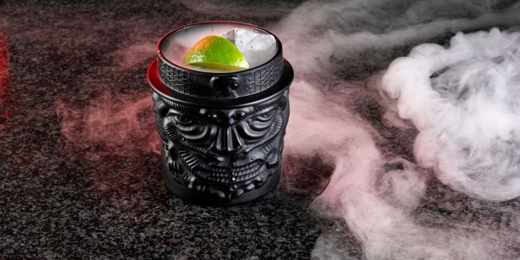 Baron Samedi Spiced Rum. 3 Easy Spiced Rum Cocktail Recipes. Image supplied