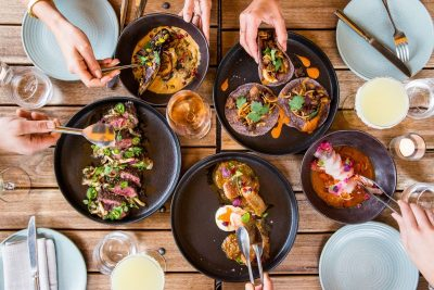 Australia's Top Foodie Events in November. Brunch and Brush. Image supplied