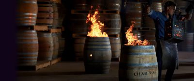 Hardy's Char No.3. Image via Accolade Wines. Image supplied.