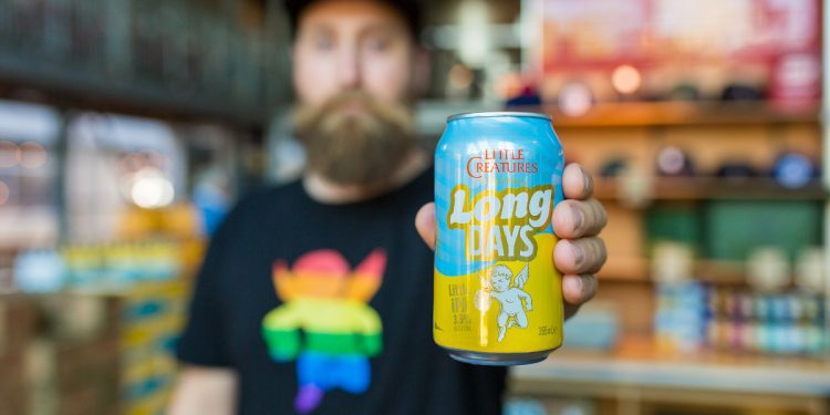 Long Days Little IPA. Image: Supplied