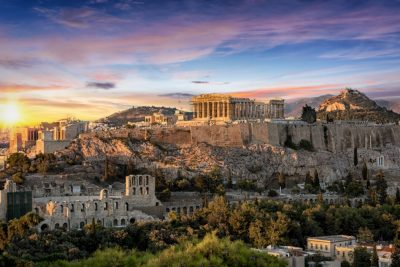 Athens, Greece. Photographed by Sven Hansche. Image via Shutterstock