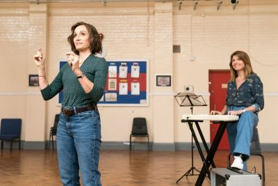 Military Wives_ Review. Image supplied.