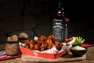 WingHAÜS Allstar Flavour Series Jack Daniel's. Photographed by Michael Gribbin. Image supplied