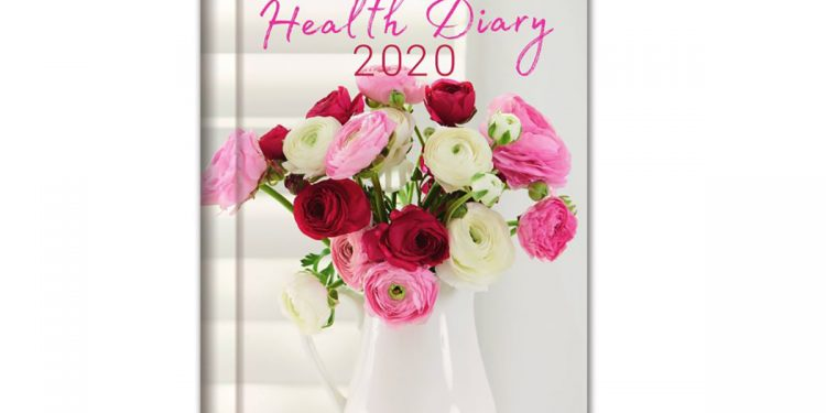 Women's Health Diary 2020. Image supplied