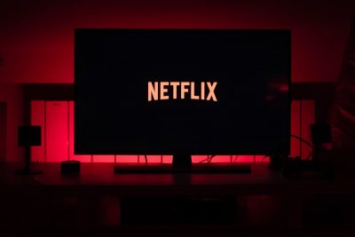 Netflix. Photograph by Thibault Penin. Image via Unsplash.