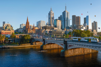 72 Hours in Melbourne, VIC