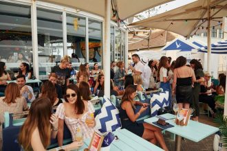 Grey Goose Pop-Up Bar, Bondi Beach