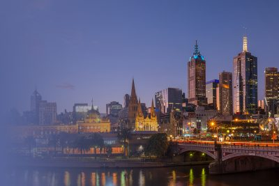 Melbourne Competition Image. Image via shutterstock.Edited by Rebecca Cherote for Hunter and Bligh.