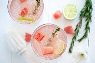 Mocktail. Image via shutterstock
