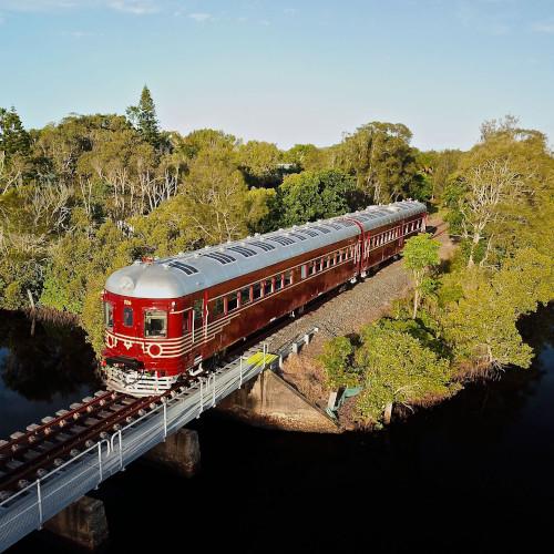 Take The Byron Bay Train