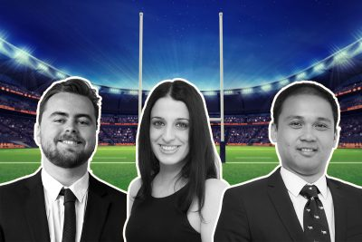 NRL Expert Tips. Image by Hunter and Bligh.