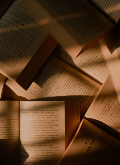 Books. Image: Rey Seven via Unsplash