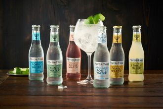 Fever Tree Gin and Tonic. Image: Supplied