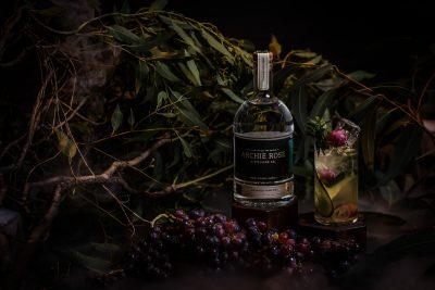Archie Rose Distilling Co. Hunter Valley Shiraz Spirit. Image supplied